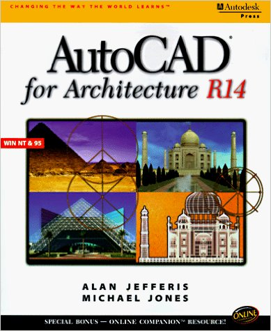 AutoCAD 14 in Architecture published by the Autodesk